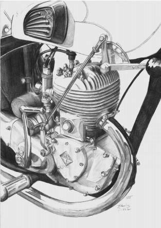 B.C.R. - Ce modèle unique de moto remporte le Grand prix Motul-Fondation du patrimoine 2018 Moteur10