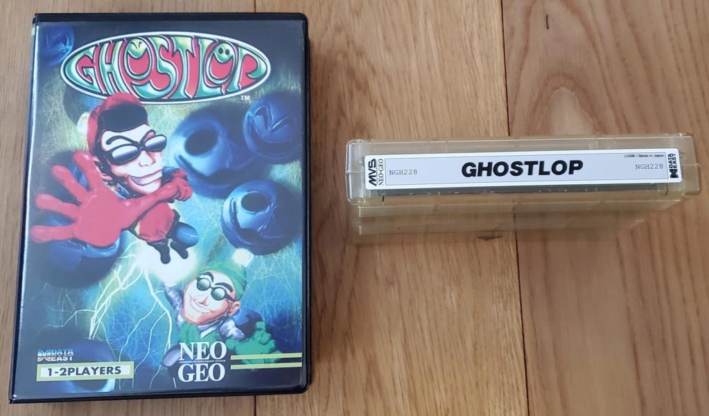 (VDS) Ghostlop Neo Geo MVS + ShockBox - MINT - Ghostl14