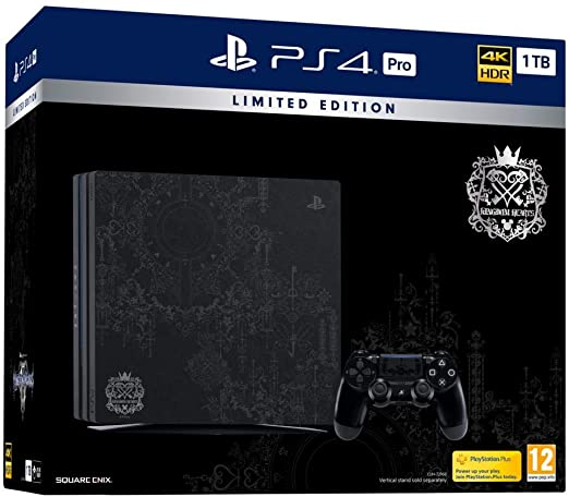 (EST) Console PS4 pro Edition KH 3 + 2 manettes Ps410
