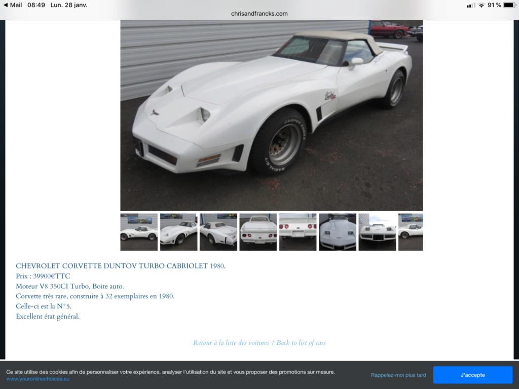 Découverte Corvette C3 Zora Duntov - Page 2 14c1ef10