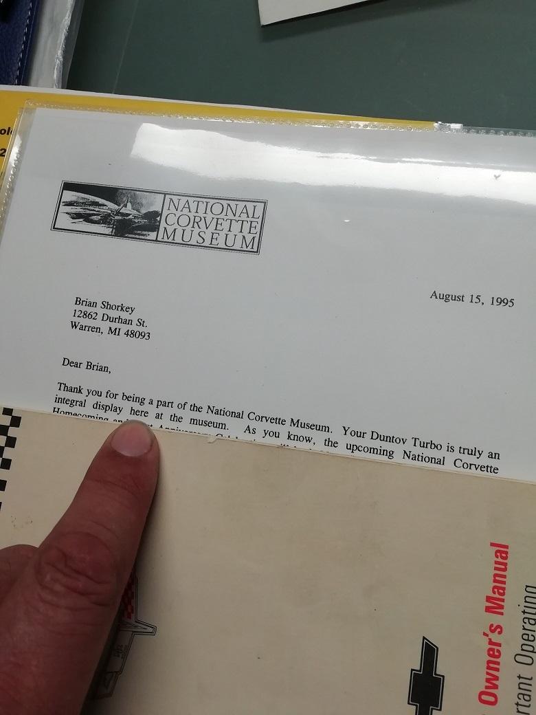 Découverte Corvette C3 Zora Duntov - Page 3 Img_2011