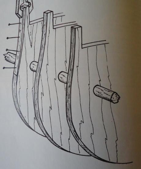 Levigatura scafo Amerigo Vespucci  1aaero10