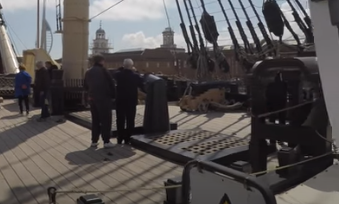 victory - Hms Victory in arsenale 1acara13