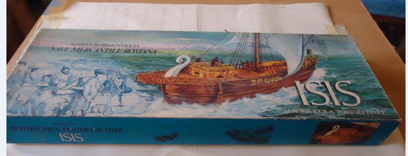 nave - Nave mercantile romana ISIS 1aisis10