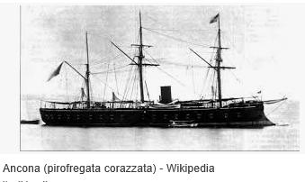 CORAZZATA - fregata corazzata regina Maria Pia 1amari10