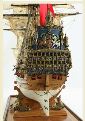 seas - autocostruzione - Sovereign of the seas 1aroyl10