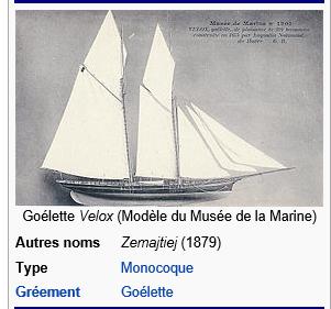 Lo yacht goletta francese  VELOX - Pagina 2 1avelo10
