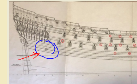 costruzione - costruzione di goletta, liberamente ispirata a piroscafo cannoniera del XIX secolo - Pagina 18 Ombrin10