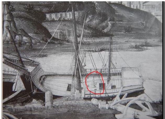 Le navi di Colombo Pazien10