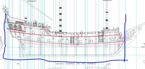costruzione - La Perla Nera - Pagina 4 Scafo10