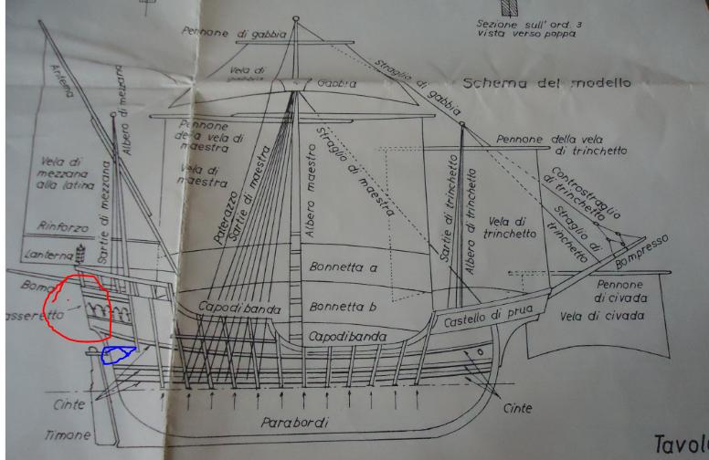 maria - Tipologia veliero (informazioni) Schemi10