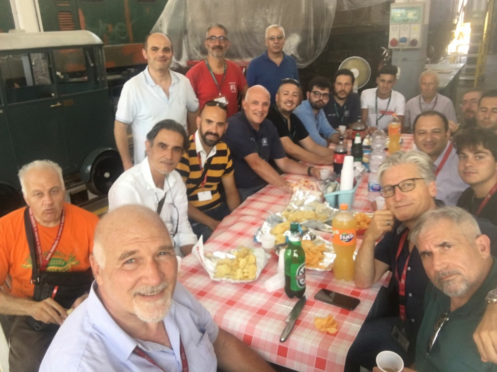 21 agosto 2021 - Gita Sociale a Palermo e incontro con l'Associazione Treno DOC Asoq1210