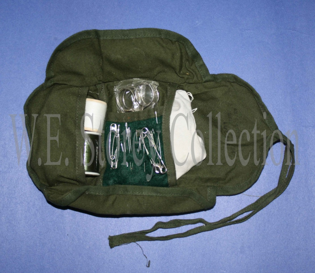 Early 1980's Canadian Forces Kit Sewing10