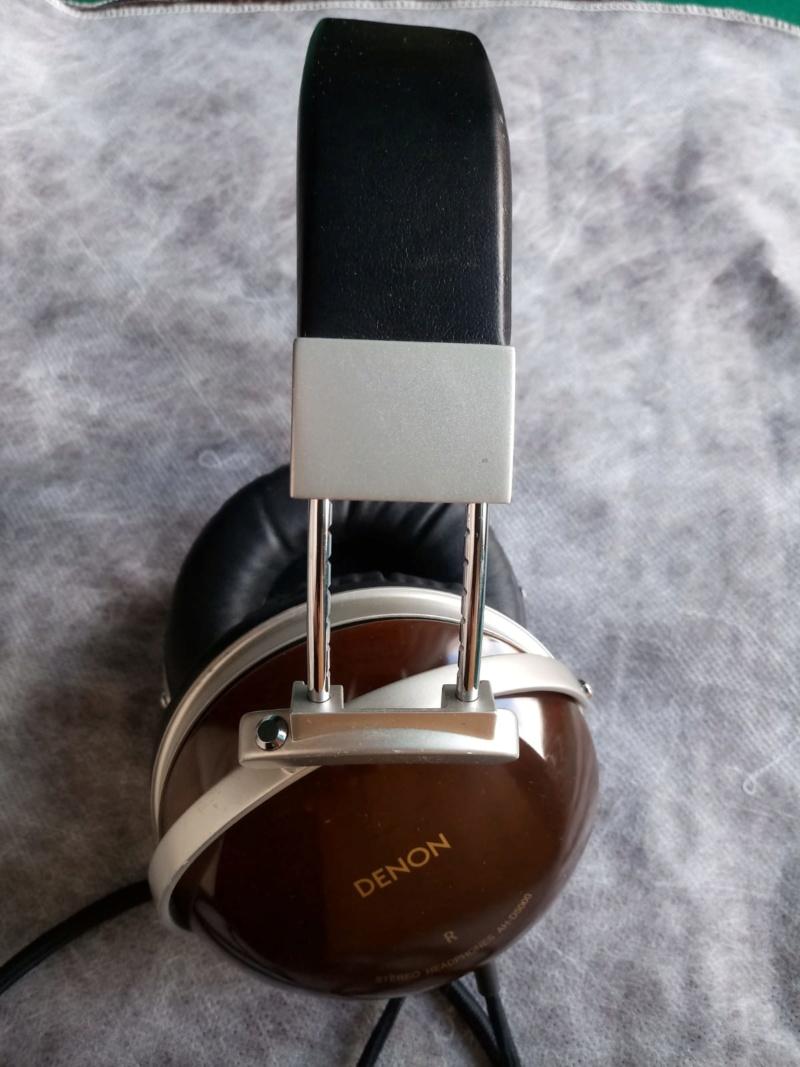 (To + Sped.) Vendo Cuffie Denon Ah-D5000 Img-2010