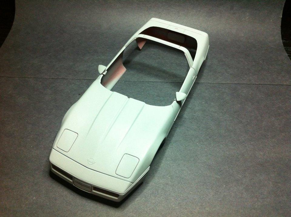 1985 Corvette (original monogram kit) 14705710