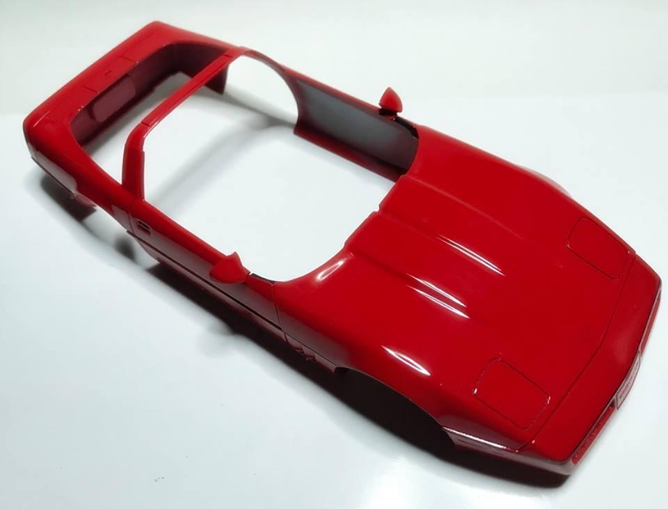 1985 Corvette (original monogram kit) 51341310
