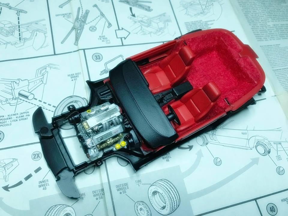 1985 Corvette (original monogram kit) 57012610