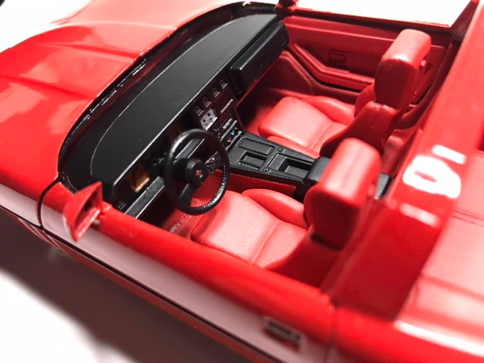 1985 Corvette (original monogram kit) 57267710