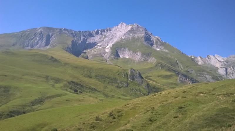 Traverser des Pyrénées d'Ouest en Est Soulor10