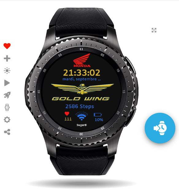 Montre connectée Gear S3 Goldwing - Page 2 G10