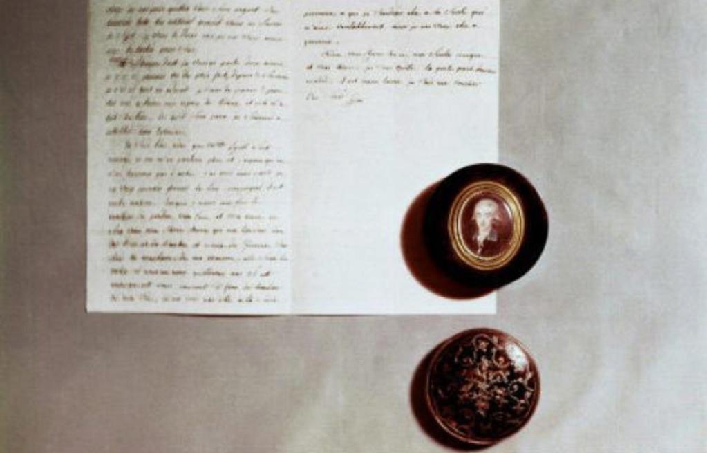 Ecrits du comte Hans Axel von Fersen 1200x710
