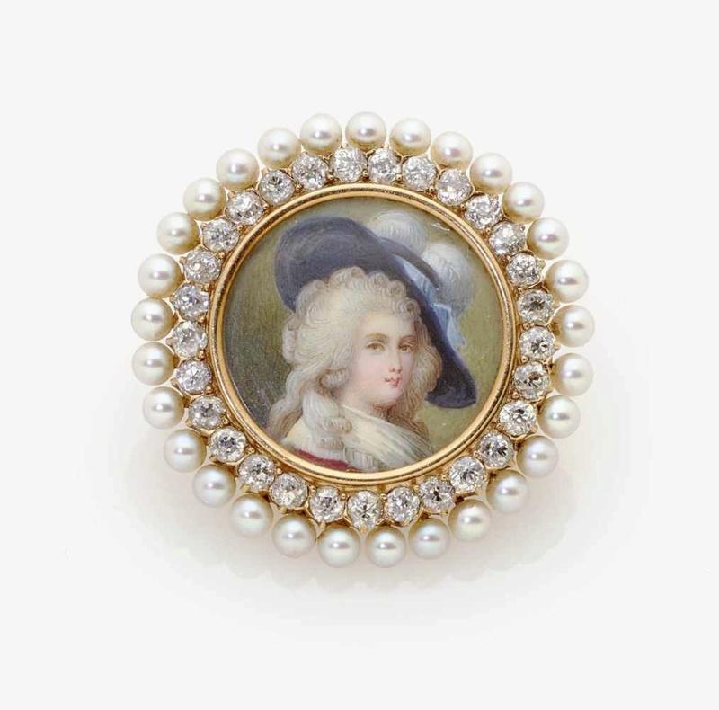A vendre: miniatures de Marie Antoinette? - Page 6 15290510