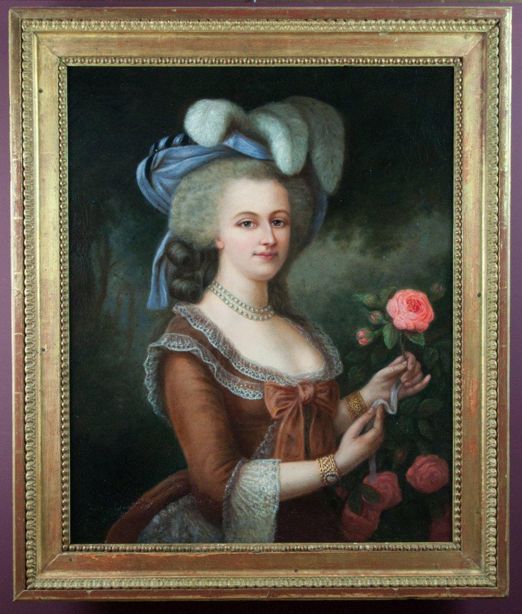 Variations sur le portrait à la rose - Page 14 48016210