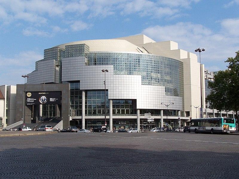 Il y a 30 ans, l'Opéra Bastille est inauguré pour honorer la Révolution française 800px-12