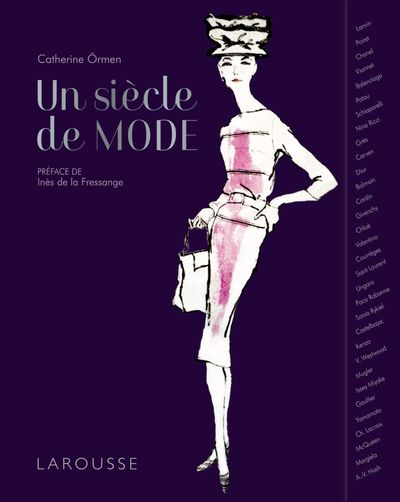 7 livres d'exception pour apprendre l'histoire de la mode Livre-16