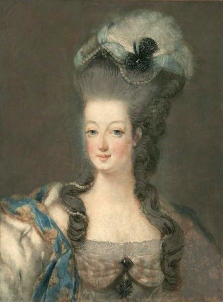 Les plumassiers, ces artisans indispensables aux modes du XVIIIème siècle Marie-14