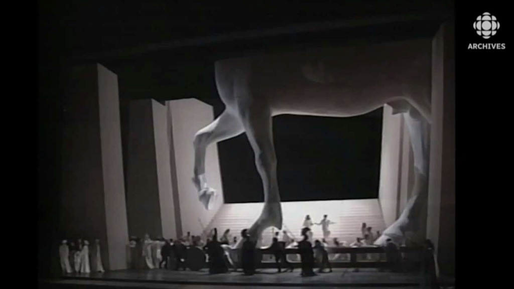 Il y a 30 ans, l'Opéra Bastille est inauguré pour honorer la Révolution française Opera-10