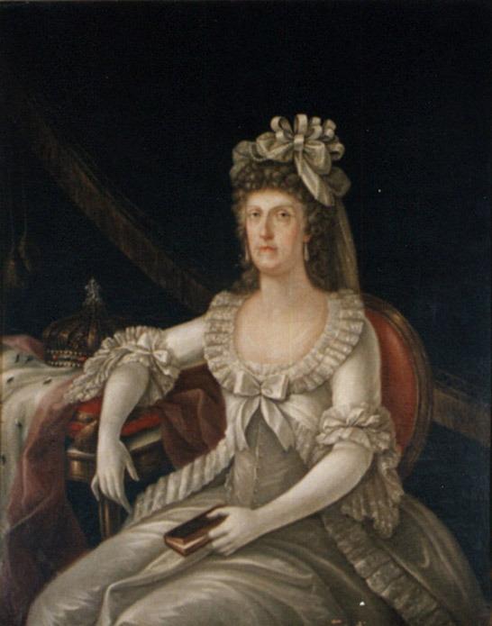 Portraits de Marie-Caroline, Reine de Naples, soeur de Marie-Antoinette - Page 2 Tumblr10
