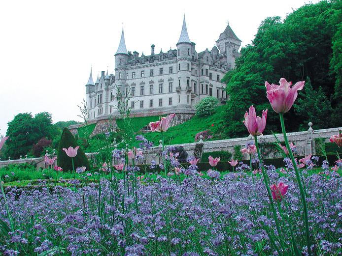 5 châteaux hantés à visiter en Écosse Zfer11