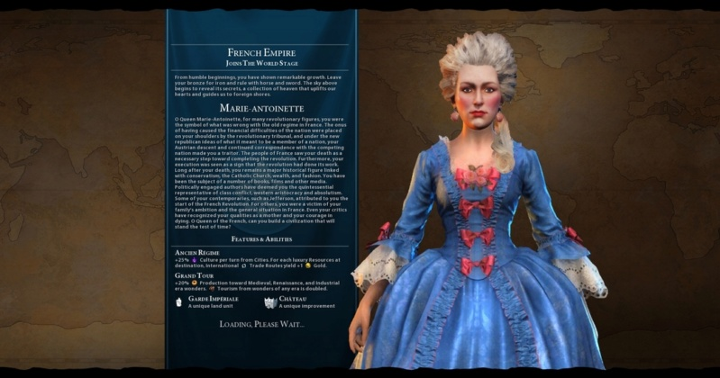 Marie-Antoinette, as a french alternative for Catherine de Medicis Zzantb12