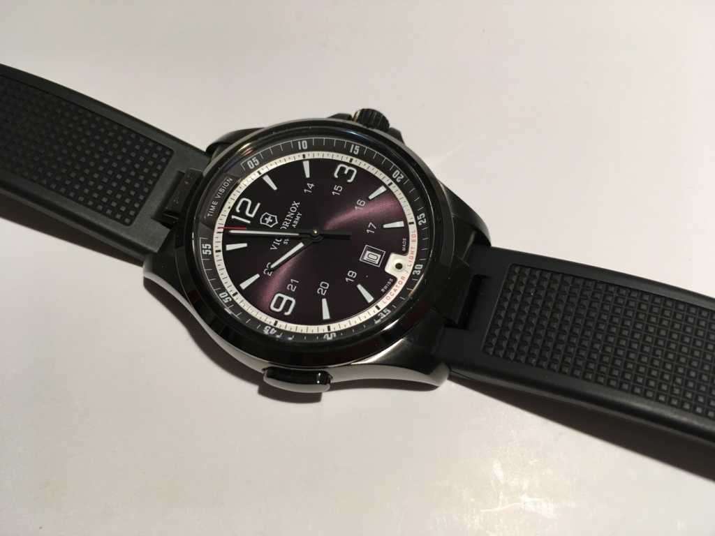 victorinox - [Vends] Victorinox Night Vision 121