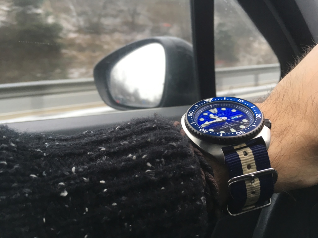 [Vends] Seiko Turtle Save the oceans SRPC91 92154210