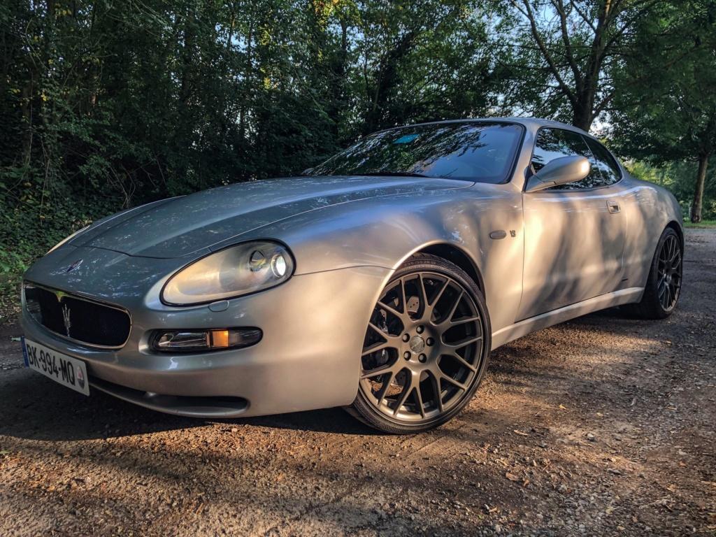 Je me présente, possesseur d'une Maserati à vendre pour une C6 LS3 (Recherches) 67349710