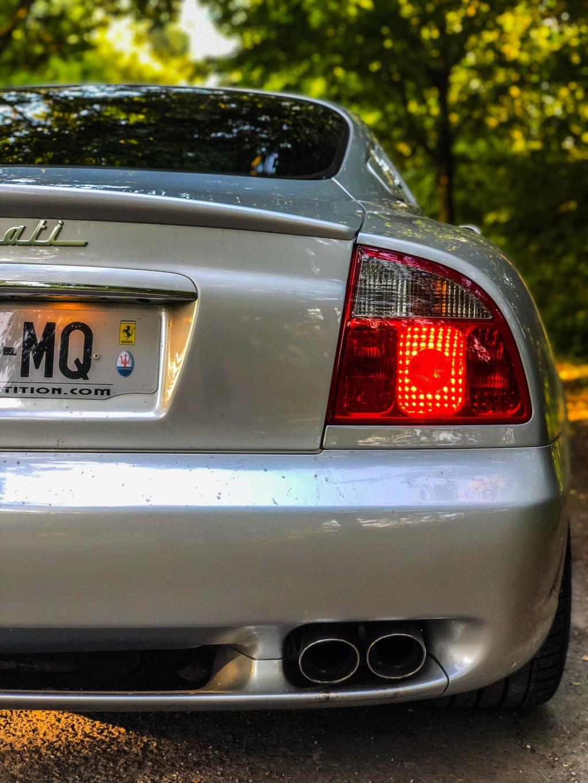 Je me présente, possesseur d'une Maserati à vendre pour une C6 LS3 (Recherches) 67384011