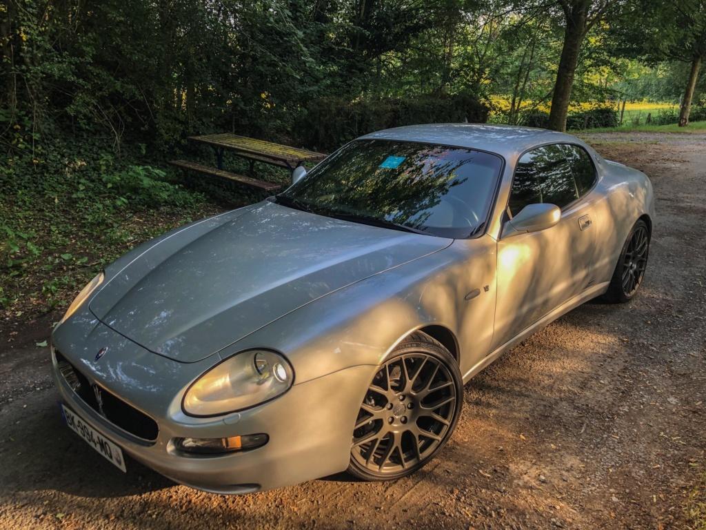 Je me présente, possesseur d'une Maserati à vendre pour une C6 LS3 (Recherches) 67871512