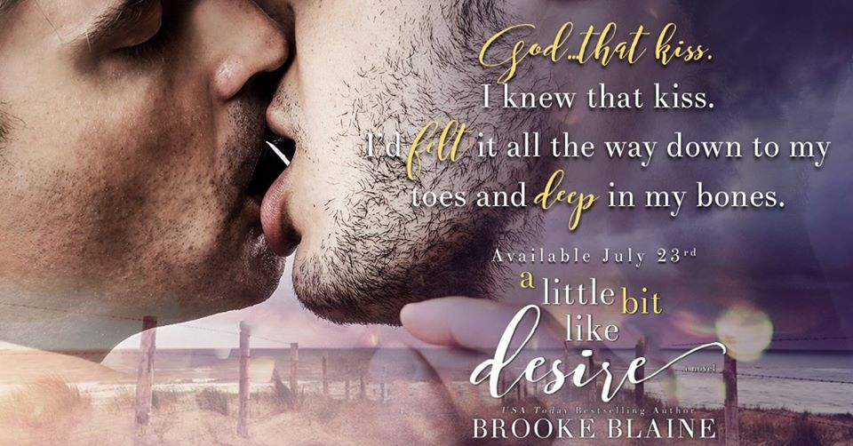 BLAINE Brooke - SOUTH HAVEN - Tome 2 : A Little Bit Like Desire 37585410
