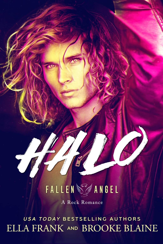 FRANK, Ella & BLAINE, Brooke - Fallen Angel Tome 1 - Halo 52605310
