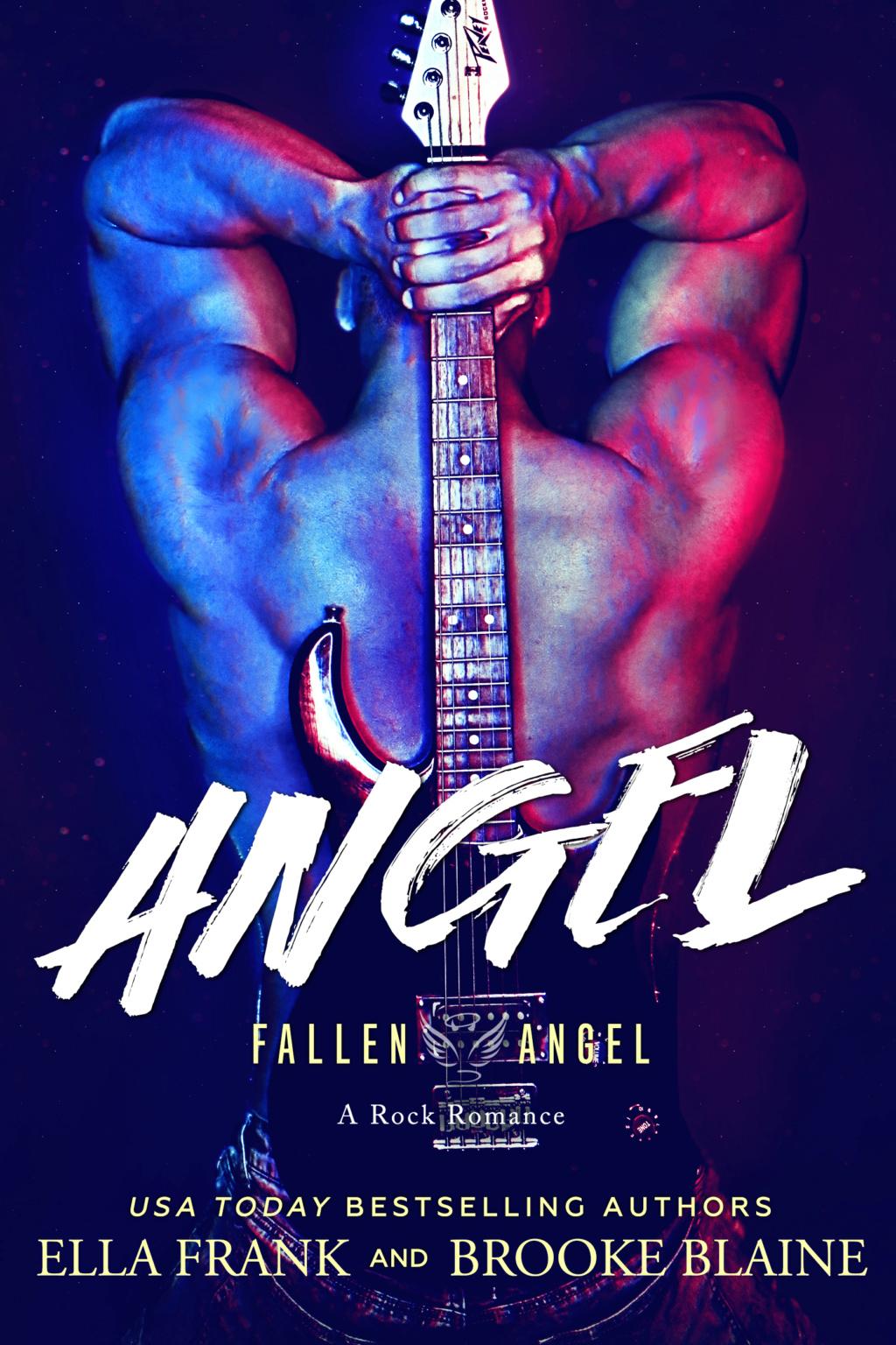 FRANK, Ella & BLAINE, Brooke - Fallen Angel Tome 3 - Angel Angel_10