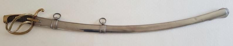 Les sabres d'officier de cavalerie légère à la chasseur - Page 2 1015