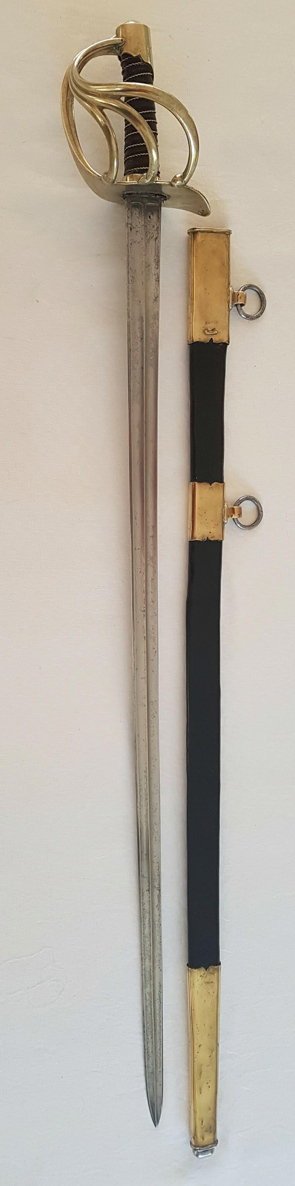 Identification sabre dragon 1812 1019