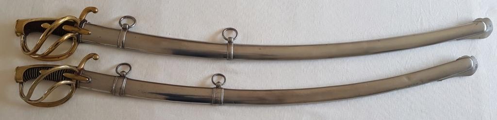 Les sabres d'officier de cavalerie légère à la chasseur - Page 2 140_an10