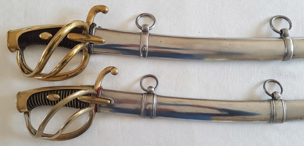 Les sabres d'officier de cavalerie légère à la chasseur - Page 2 150_ga10