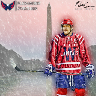 Washington Capitals Ovi211