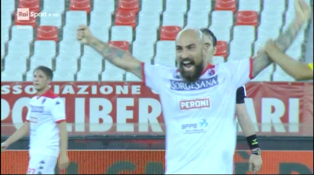 "Bari - Carrarese 2-1  **commenti POST partita"" Vlcsna10"
