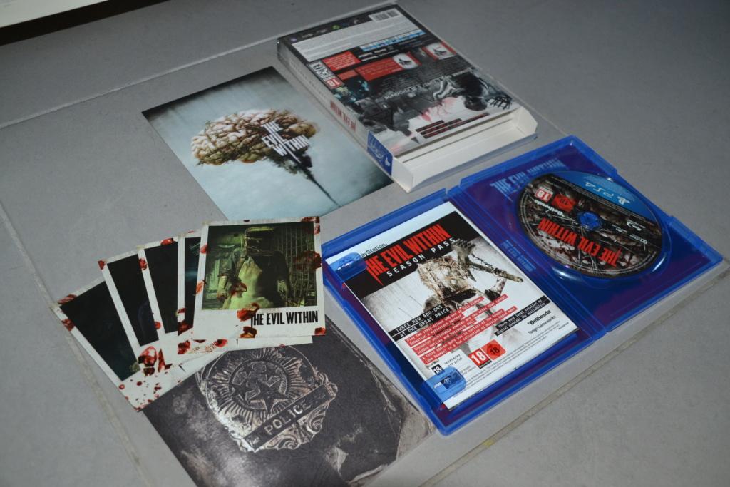 (VDS)  PS 4, SFC  Evil10