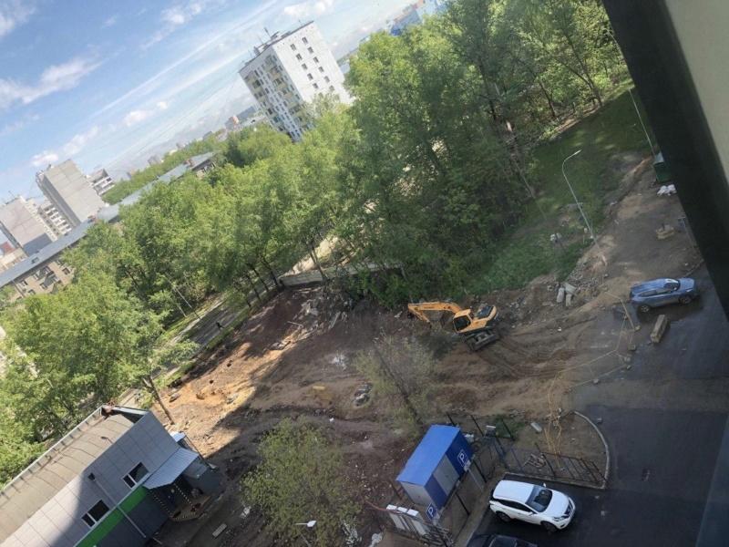 """Строительство новых автодорог поблизости от ЖК """"Летний сад"""" - Страница 3 Proces10"""